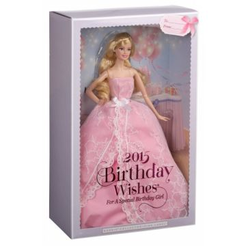 BARBIE COLLECTOR BIRTHDAY CFG03